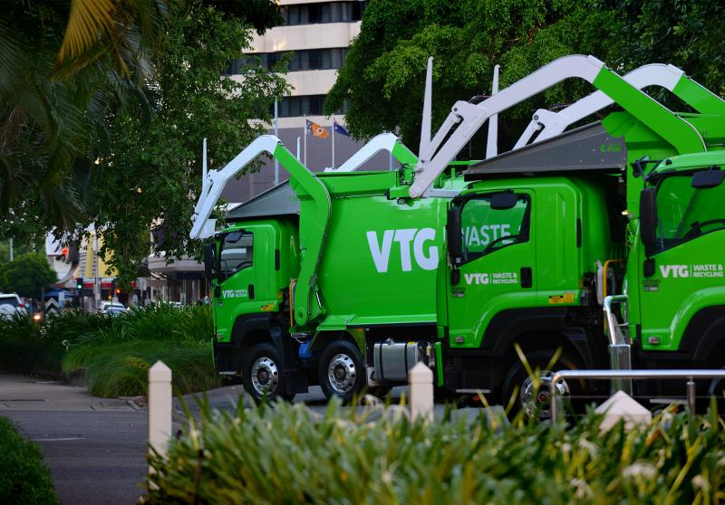 VTG Partner with Council to Deliver Waste Management Solutions